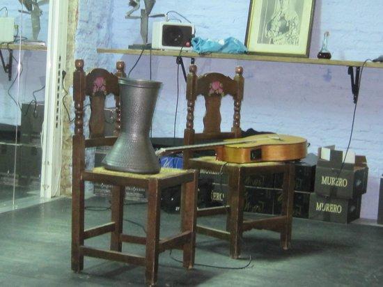 Tierra Mana: La guitarra despues del recital