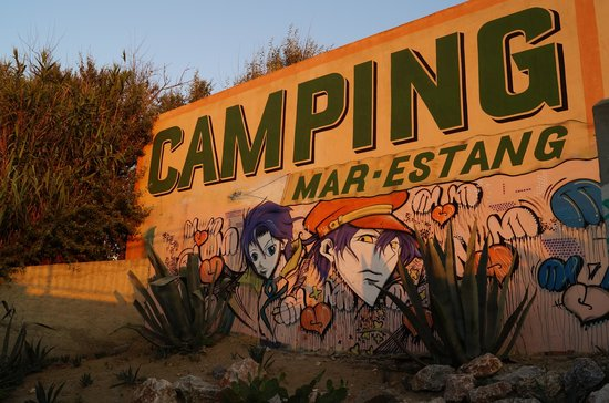 Camping Club Mar Estang: accès plage