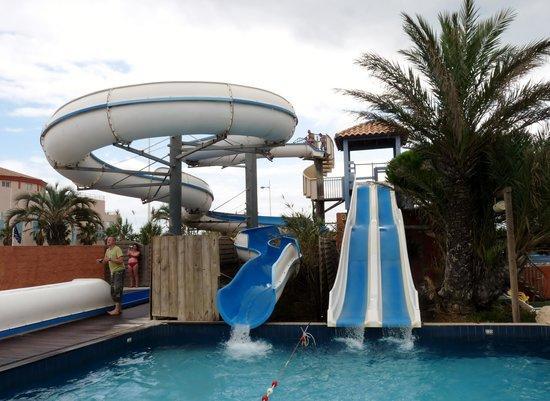 Camping Club Mar Estang: piscine