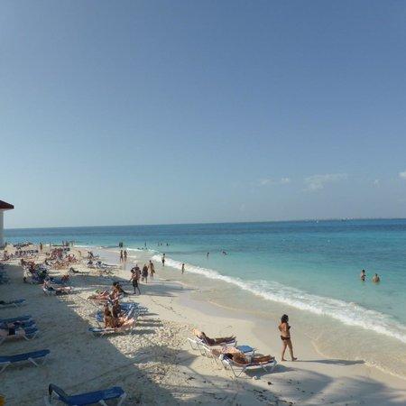 Hotel Riu Cancun beach