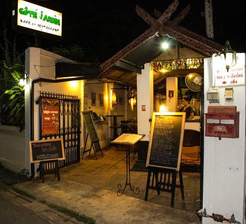 Cote jardin chiang mai restaurant avis num ro de for Restaurant jardin 92
