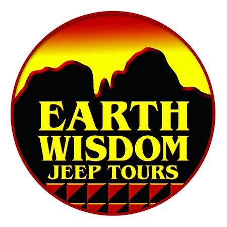 Earth Wisdom Jeep Tours: Earth Wisdom logo