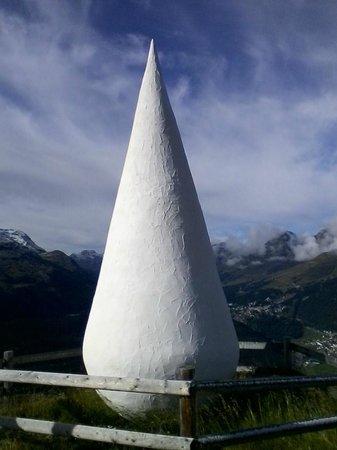 Muottas Muragl: Monument