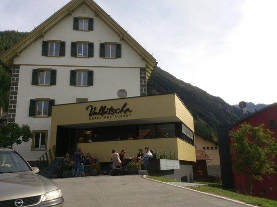 Curaglia - Hotel Restaurant Vallatscha