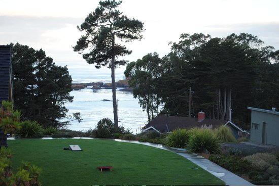 Cottages at Little River Cove : The view from our cottage