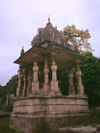 Μπρίστολ, UK: Rajah Ram Mohun Roy's tomb