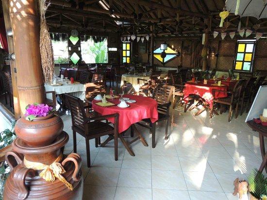 Villa Sumbing Indah: Villa Sumbing restaurant