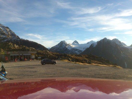 All'Acqua, Schweiz: Nufenenpass (Novena) - veduta