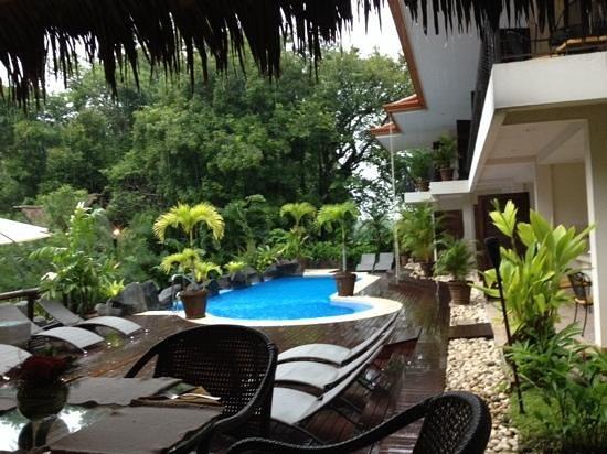 Hotel Pumilio: desde el área de desayuno