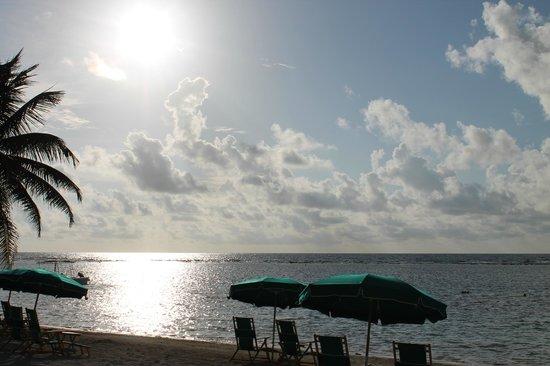 Nacional Beach Club & Bungalows : Very relaxing