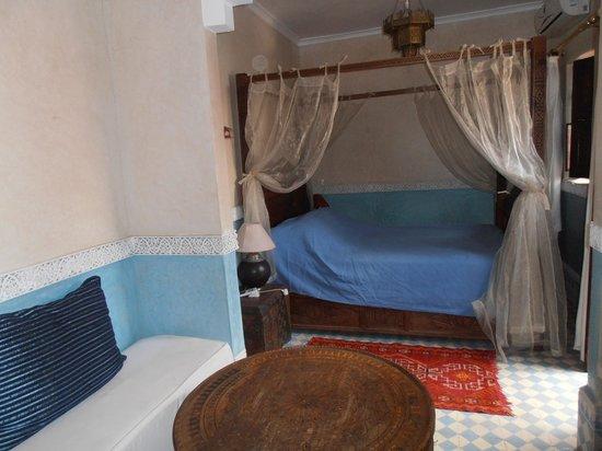 Riad Bab Chems: habitacion