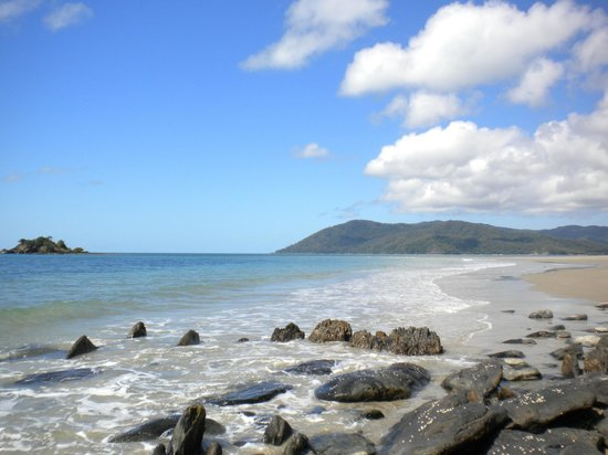 Prema Shanti Yoga & Meditation Retreat: local beach