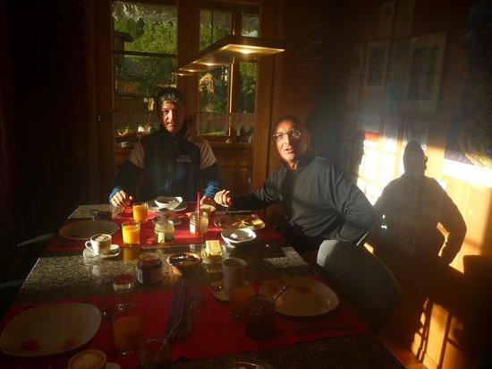 Chalet Zum Steg: BIKERS