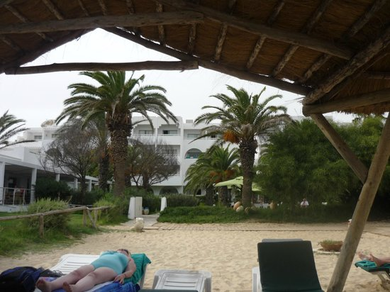 The Orangers Beach Resort & Bungalows: Hotel Strand III