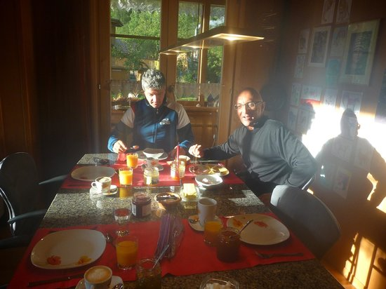 Chalet Zum Steg : BIKERS