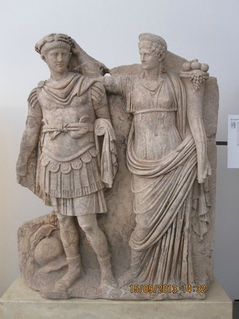 Karacasu, Turkije: Nero and Agrippina