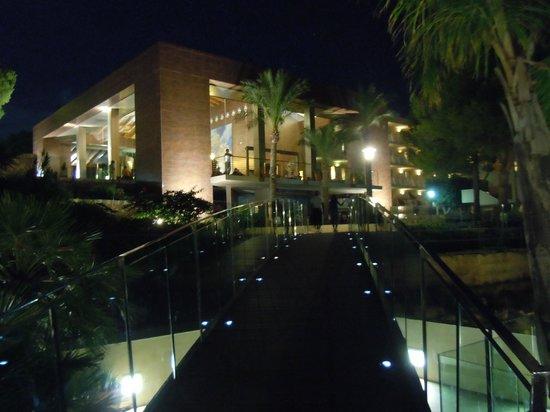 Occidental Cala Vinas: view of reception
