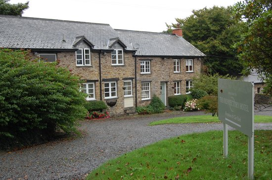 The Old Rectory Hotel: The Coach house rooms