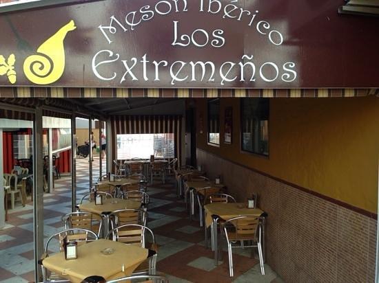 Mesón Ibérico Los Extremeños: Meson Iberico Los Extremeños