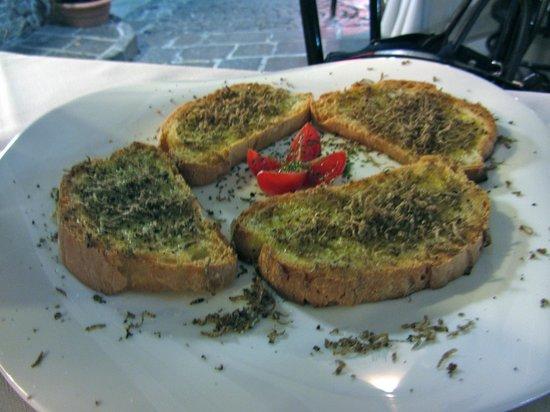 Dulcis in Fundo: Bruschette al tartufo