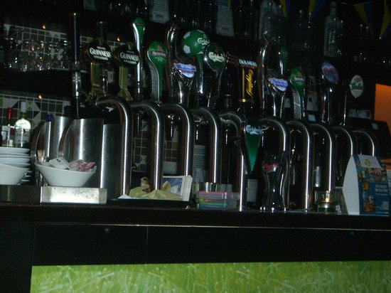 Zest Bistro: Beers on Tap