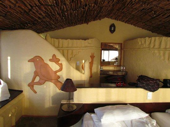 Ugab Terrace Lodge: interno della camera