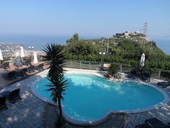 Hotel Prestige Sorrento: Hotel prestige, pool