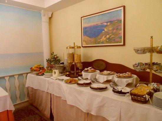 Hotel Prestige Sorrento: Hotel Prestige Breakfast