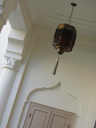 Riad Al Massarah : Balcony