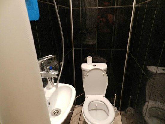 Amadeus Hotel: Sink