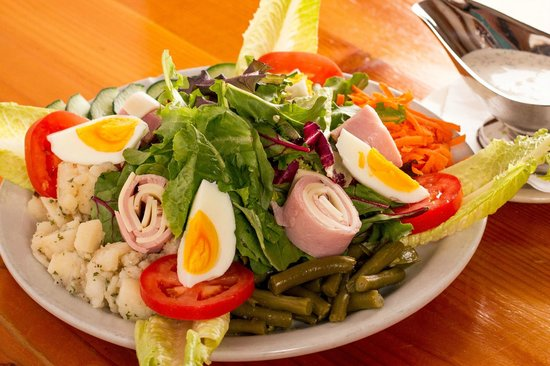 German Chef Salad Picture Of Royal Bavaria Brewery