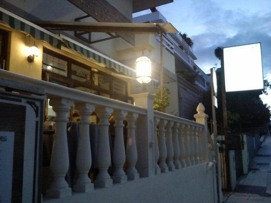 Sawadee ka Thai Restaurante: Restaurantansicht