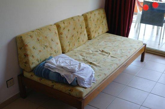 Salou Suite: łózko 1