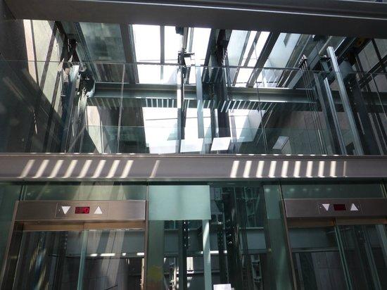 Museum of Modern Art Ludwig Foundation (MUMOK) : Interesting interior