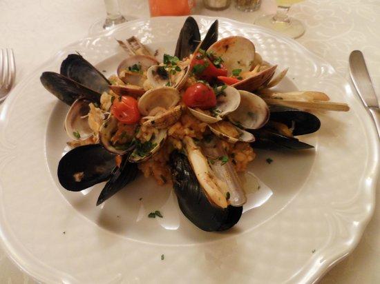 Ristorante IL Panorama  & C. Snc: Seafood Risotto