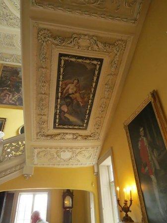 Sudbury Hall : Ceiling art