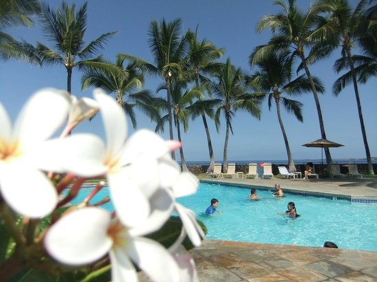 Outrigger Royal Sea Cliff: Larger pool area