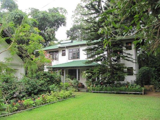 St Bridget's Guest House: jardin