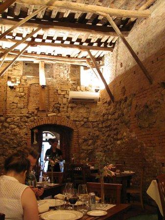 Interior foto di antica osteria da divo siena tripadvisor - Antica osteria da divo siena ...