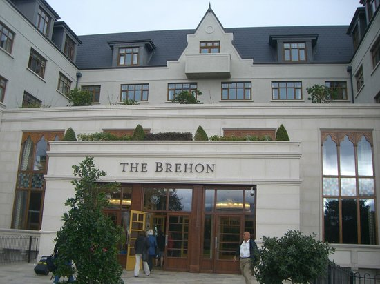 The Brehon: Entrance