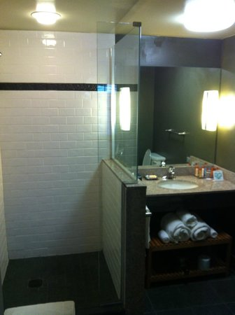 Lancaster Arts Hotel: Deluxe Room - Bathroom