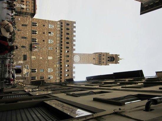 Il David Ristorante Firenze : View
