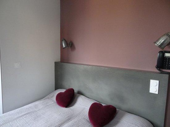 Hotel de la Tour: chambre