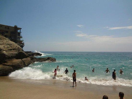 Table Rock Beach: Refreshing waters...