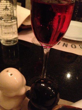 Bonito Pop Food: Vino rosado