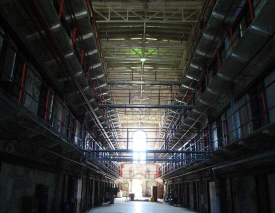 Missouri State Penitentiary: Cell Block