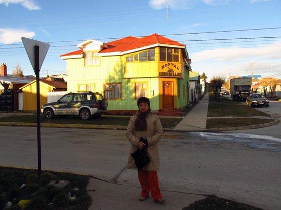 Hostal Chorrillos: Desde la calle