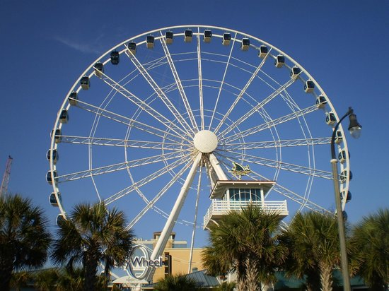 Serendipity Inn: the sky wheel