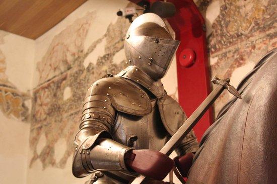 Museo delle Armi Luigi Marzoli e Museo del Risorgimento: cinquecento