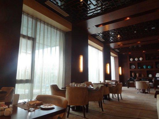 Hilton Beijing Capital Airport: Executive Lounge